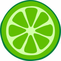 Lime clipart