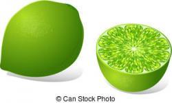 Lime clipart kalamansi