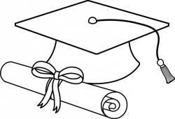 Misc clipart graduation hat