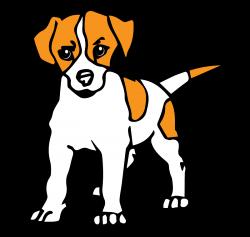 Beagle clipart realistic dog