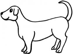 Perro clipart for kid