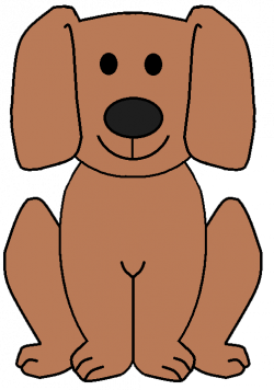 Pets clipart simple dog
