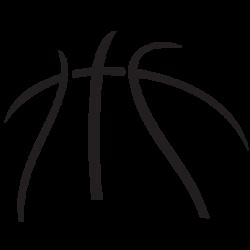 Logo clipart basketball