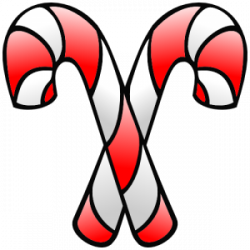 Candy Cane clipart printable