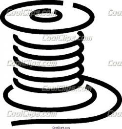 Lines clipart electric wire