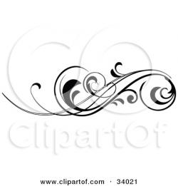 Lines clipart elegant