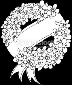 Funeral clipart funeral wreath