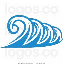 Tsunami clipart ocean waves