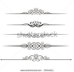 Lines clipart rule line