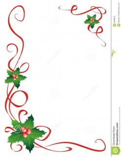 Lines clipart holly
