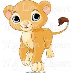 Cub clipart adorable