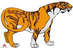 Lioness clipart wild