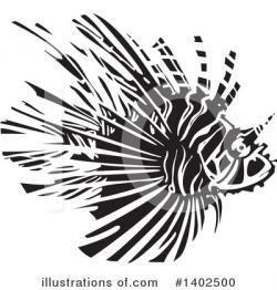 Lionfish clipart Lionfish Illustration
