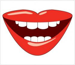 Noise clipart mouth shut