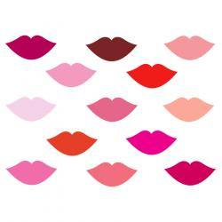 Makeup clipart lip