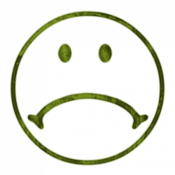 Smileys clipart unhappy