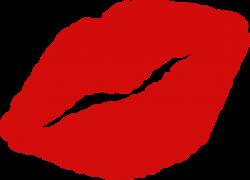 Lipstick clipart kissy lip