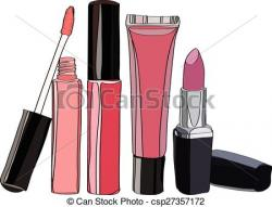 Lipstick clipart lip gloss
