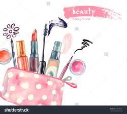 Makeup clipart wallpaper