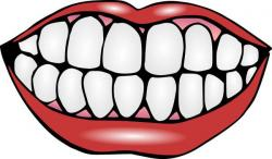 Lips clipart silly