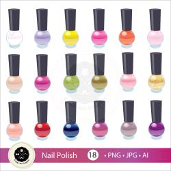 Poland clipart fingernail polish