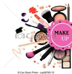 Lipstick clipart objects