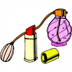 Lipstick clipart perfume