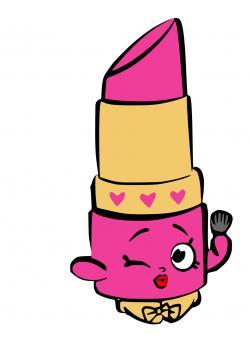 Lipstick clipart shopkins