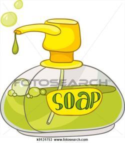 Soap clipart liquid soap