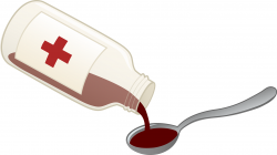 Liquid clipart kid medicine