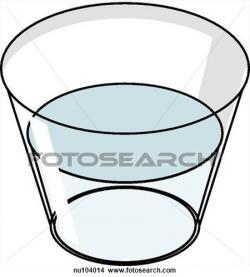 Liquid clipart medicine cup