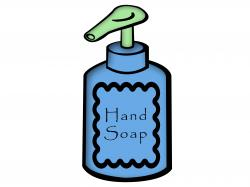 Soap clipart hand soap