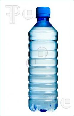 Plastic clipart mineral water