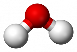 Liquid clipart water molecule