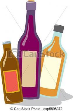 Alcohol clipart liquor store