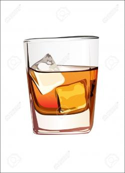 Scotch clipart bourbon