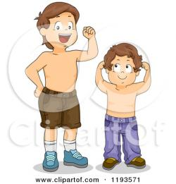 Little Boy clipart brother
