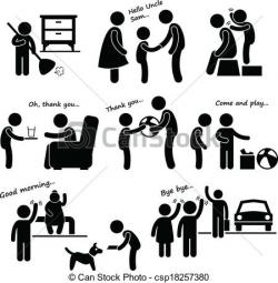 Hallway clipart obedience