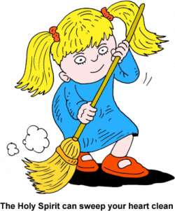 Porch clipart sweeping