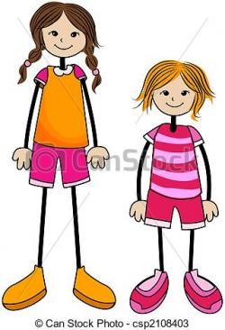 Heights clipart tall kid