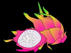 Pitaya clipart