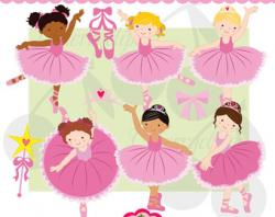 Ragdoll clipart cute ballet