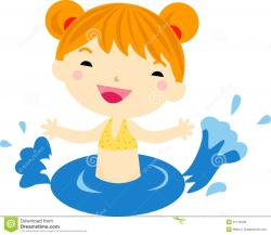 Diver clipart woman swimming
