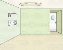 Ceiling clipart room background