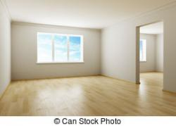 Ceiling clipart empty bedroom