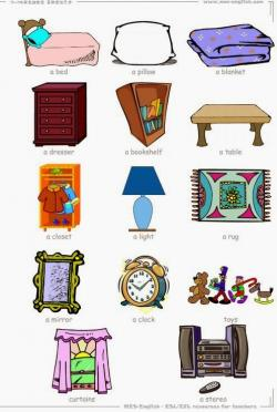 Living Room clipart object