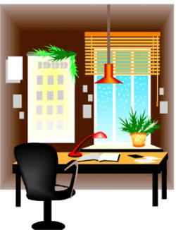 Office clipart office space