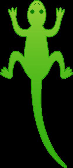 Green Iguana clipart gecko