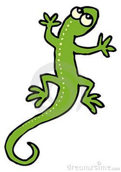 Cool clipart lizard