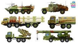 Loading clipart army vehicle